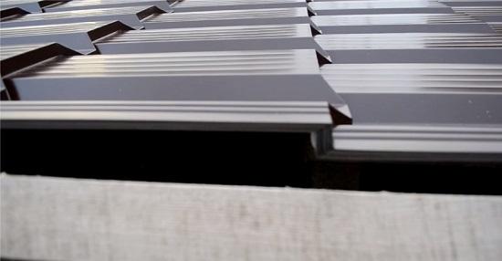 Стоимость металлочерепицы