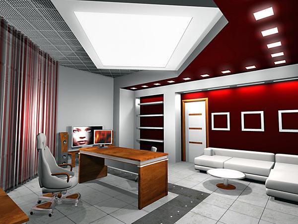 Идеи дизайна офиса. Фото