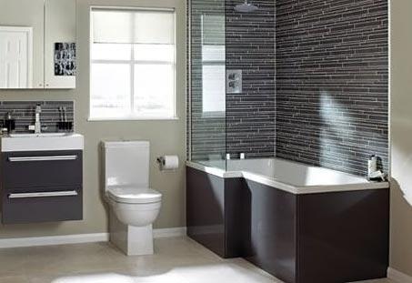 Идеи дизайна ванной комнаты. Фото