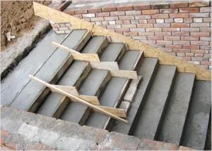Как сделать опалубку для лестницы своими руками