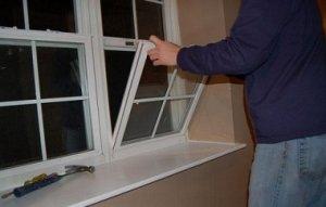 Как отремонтировать окно пвх? Школа самостоятельного ремонта
