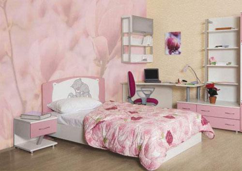 Как подобрать по цвету обои к кухонной мебели