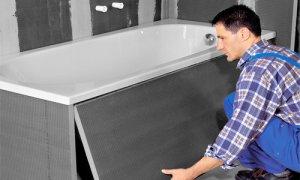 Как спрятать трубы в ванной – основные моменты