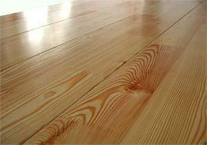 Красота деревянного пола