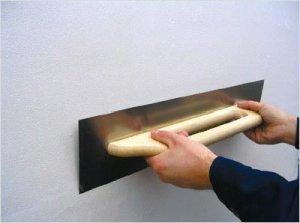 Выравнивание стен и потолка