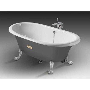 О том как установить чугунную ванну самостоятельно.