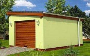 Как сделать односкатную крышу для бани