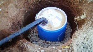 Как сделать канализацию на даче собственными силами