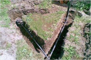 Как сделать заземление на даче для безопасности