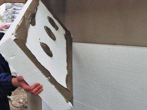 Утепление стен пеноплексом своими руками
