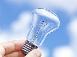 Основные виды ламп освещения