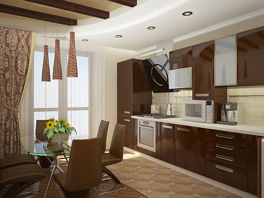 Идеи дизайна кухни. Фото