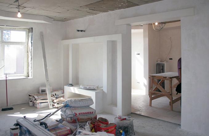 Кап ремонт в квартире - почему его необходимо заказать