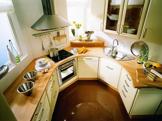 Сочный и уютный кантри – с кухни не хочется уходить
