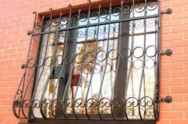 Выбор стальных решеток на окна