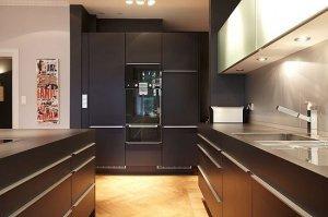 Строгость и сдержанность: ваша новая кухня