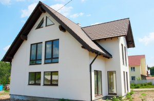 Тип крыши для загородного дома