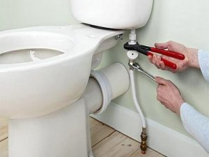 Как установить унитаз в доме правильно