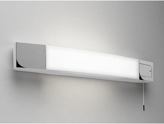 Светильники в ванну – на что стоит обратить внимания