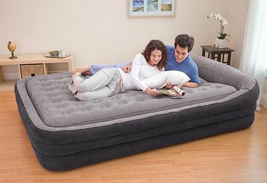 Преимущества надувных матрасов