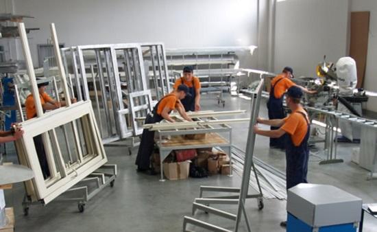 Алюминиевый профиль в производстве окон