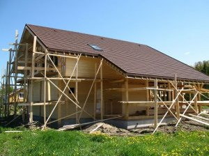 Индивидуальный проект дома Начало