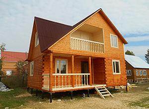 Как можно снизить стоимость дома из профилированного бруса в Нижнем Новгороде?