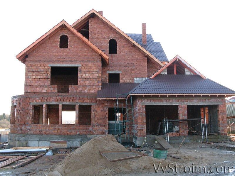 Реализация проекта строительства дома под ключ специалистами