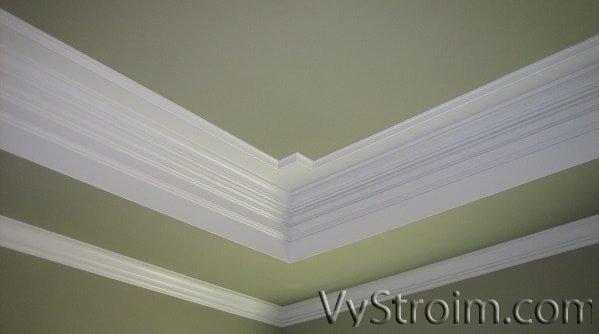 Потолки: как зрительно увеличить высоту потолка