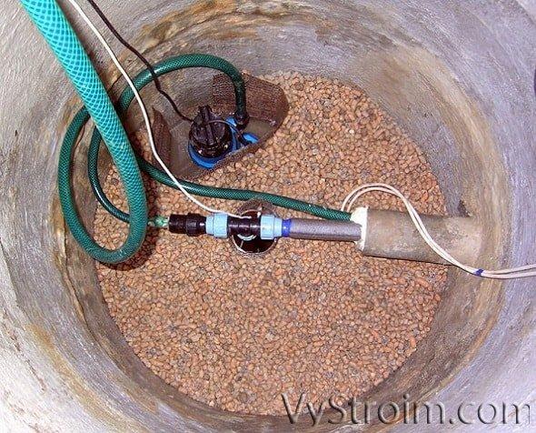 Обустройство водопровода в дачном доме