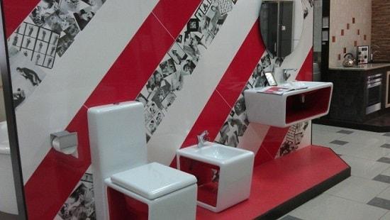 Принципы выбора сантехники и керамической плитки в ванную