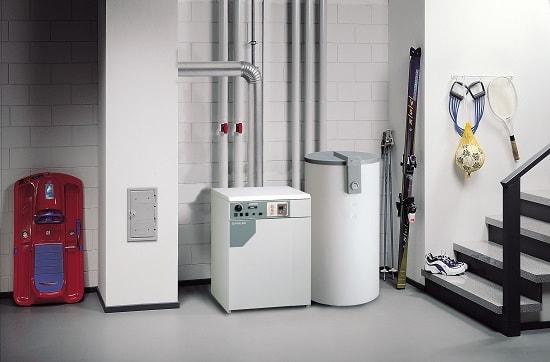 Газовое отопление дома или дачи