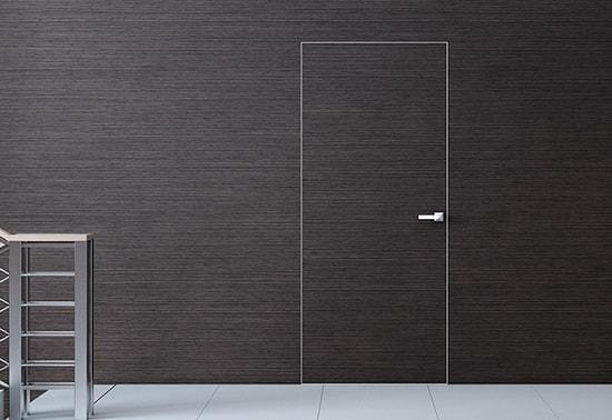 Двери-невидимки и их особенности