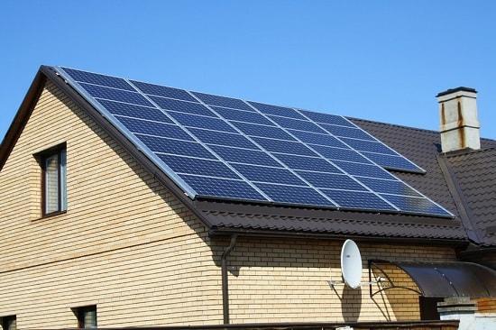 Черепица из солнечных батарей