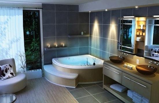 Ванна и душ – отдельно или вместе?
