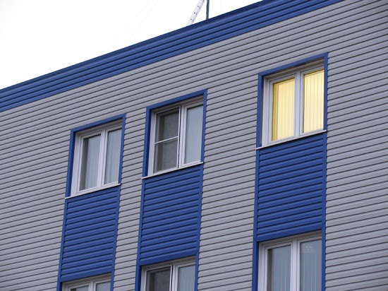 Алюминиевый сайдинг: преимущества и сферы применения