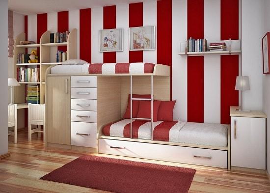 Идеи интерьера детской комнаты