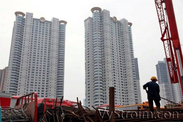Динамика строительства жилья в Киеве