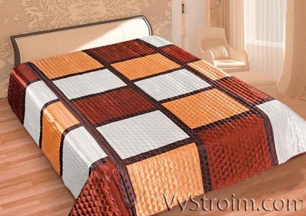 Покрывало на кровать: советы по выбору