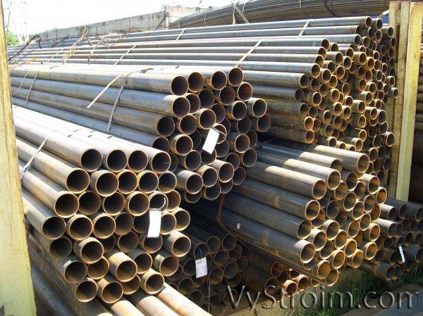 Сфера применения стальных водогазопроводных труб
