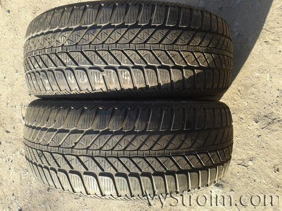 Выбираем летние шины: 205/55R16