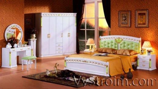 Деревянный спальный гарнитур в интернет-магазине splend ...