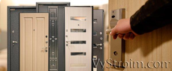 Преимущества стальных дверей