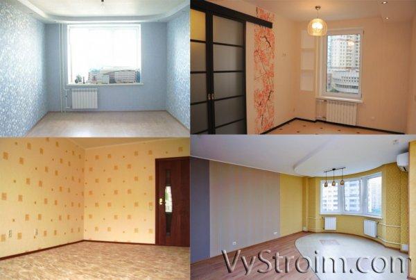 Что входит в косметический ремонт квартиры?
