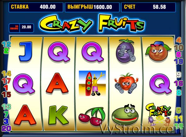 Технические возможности в фруктовых игровых автоматах